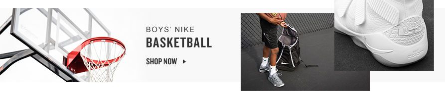 Boys' Nike Basketball. Shop Now.