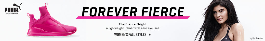 *PUMA Fierce Bright Pack is here for Fall. Shop Women's Fall Styles.
