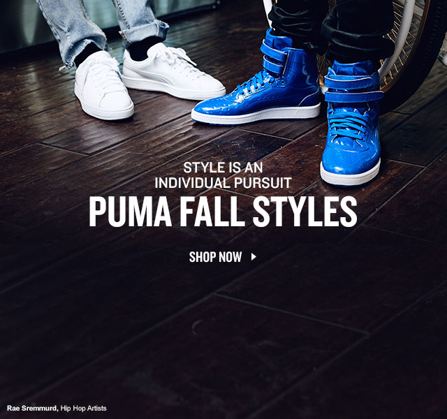 Style is an individual pursuit.Shop Fall Styles.