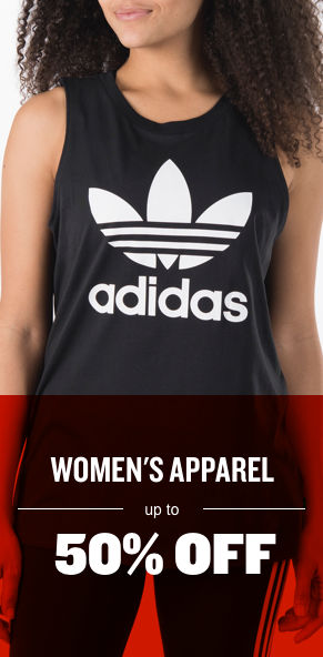 Women's Apparel Up To 50% Off