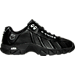 Right view of Men's K-Swiss ST329 Casual Shoes in Black/Black