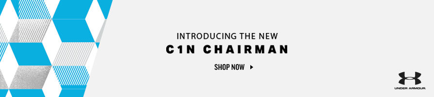 UA Cam Newton C1N Chairman. Shop Now.