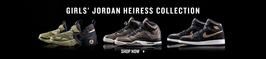 Girls' Jordan Heiress. Shop Now.