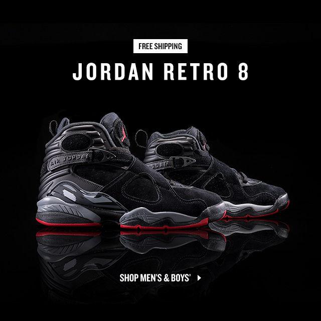 Jordan Retro Shoes. Shop Now.