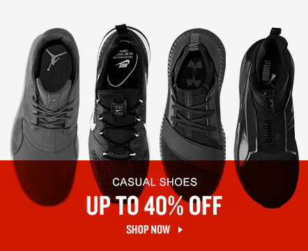 Up to 40% Off Casual Shoes
