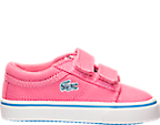 Girls' Toddler Lacoste Vaultstar PPG Casual Shoes