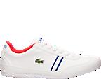 Boys' Grade School Lacoste Misano Sport T Casual Shoes