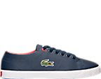 Boys' Grade School Lacoste Marcel ADV Casual Shoes