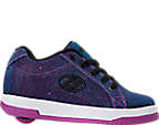 Girls' Grade School Heelys Split Wheeled Skate Shoes