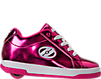 Girls' Grade School Heelys Split Chrome Wheeled Skate Shoes