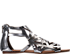 Girls' Preschool Nine West Sadieh Gladiator Sandals