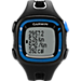 Back view of Garmin Forerunner 15 GPS Fitness Monitor Watch in Black/Blue