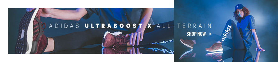 Women's adidas UltraBoost ATR. Shop Now.
