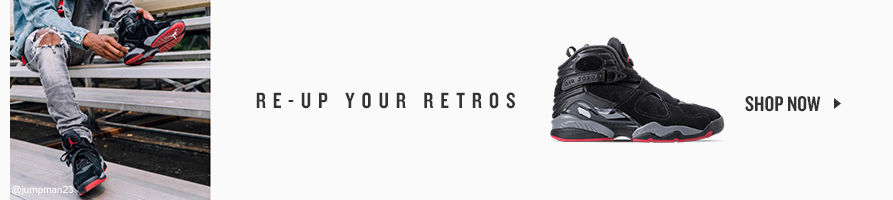 Refresh Your Retros. Shop Jordan Retro.