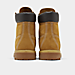 Left view of Men's Timberland 6 Inch Premium Classic Boots in Wheat
