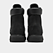 Left view of Men's Timberland 6 Inch Classic Boots in Black