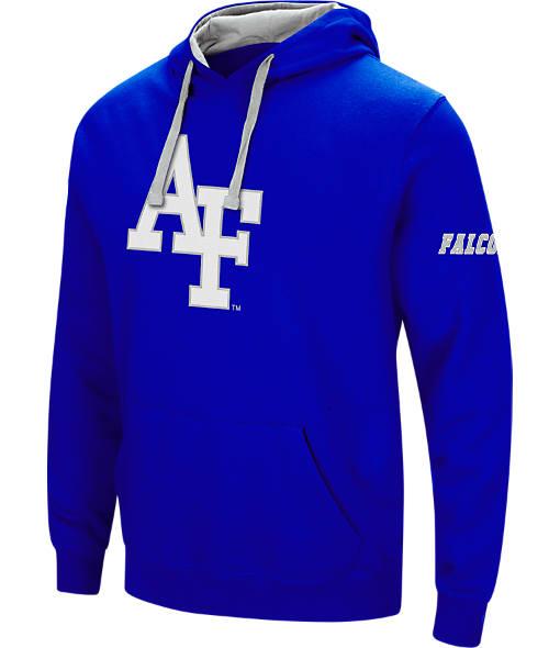 Men's Stadium Air Force Academy Falcons College Big Logo Hoodie