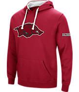 Men's Stadium Arkansas Razorbacks College Big Logo Hoodie