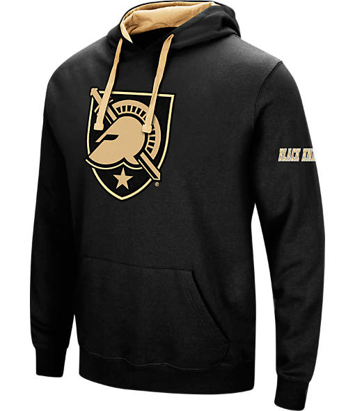 Men's Stadium Army Black Knights College Big Logo Hoodie