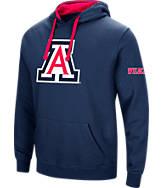 Men's Stadium Arizona Wildcats College Big Logo Hoodie