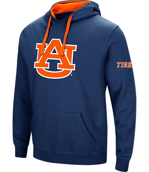 Men's Stadium Auburn Tigers College Big Logo Hoodie