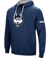Men's Stadium UCONN Huskies College Big Logo Hoodie