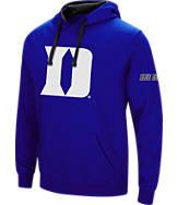 Men's Stadium Duke Blue Devils College Big Logo Hoodie