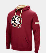 Men's Stadium Florida State Seminoles College Big Logo Hoodie