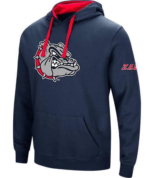 Men's Stadium Gonzaga Bulldogs College Big Logo Hoodie