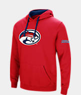 Men's Stadium Houston Cougars College Big Logo Hoodie