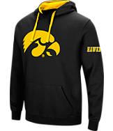 Men's Stadium Iowa Hawkeyes College Big Logo Hoodie