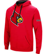 Men's Stadium Louisville Cardinals College Big Logo Hoodie