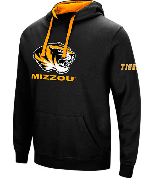 Men's Stadium Missouri Tigers College Big Logo Hoodie