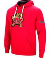 Men's Stadium Maryland Terrapins College Big Logo Hoodie