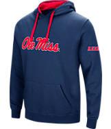 Men's Stadium Mississippi Rebels College Big Logo Hoodie
