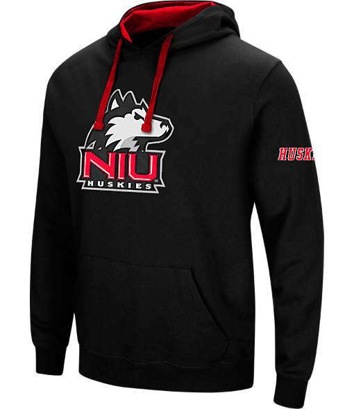 Men's Stadium Northern Illinois Huskies College Big Logo Hoodie