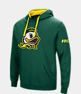 Men's Stadium Oregon Ducks College Big Logo Hoodie