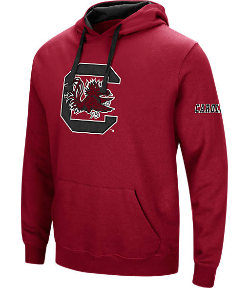 Men's Stadium South Carolina Gamecocks College Big Logo Hoodie