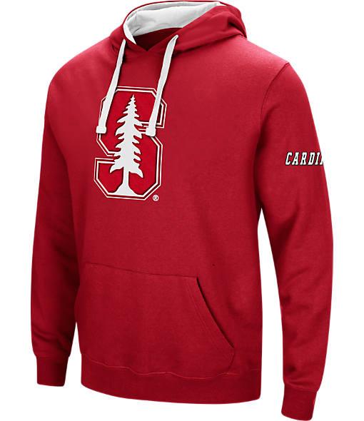 Men's Stadium Stanford Cardinals College Big Logo Hoodie