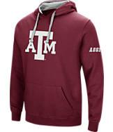 Men's Stadium Texas A&M Aggies College Big Logo Hoodie