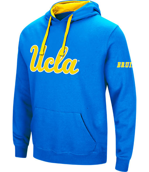Men's Stadium UCLA Bruins College Big Logo Hoodie
