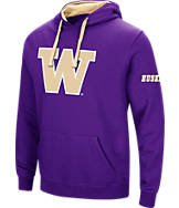 Men's Stadium Washington Huskies College Big Logo Hoodie