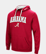 Men's Stadium Alabama Crimson Tide College Arch Hoodie