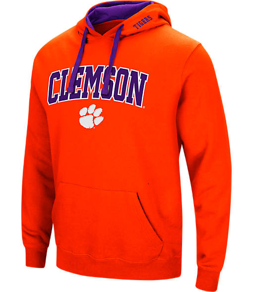 Men's Stadium Clemson Tigers College Arch Hoodie