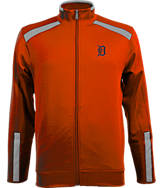 Men's Antigua Detroit Tigers MLB Flight Track Jacket