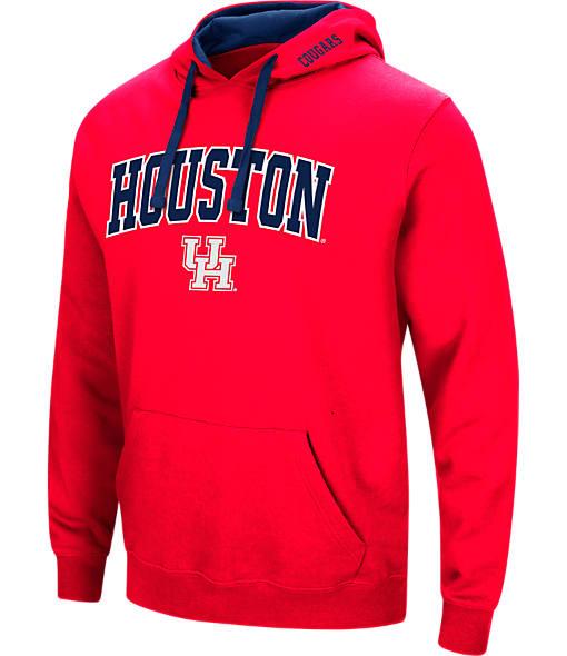 Men's Stadium Houston Cougars College Arch Hoodie