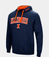 Men's Stadium Illinois Fighting Illini College Arch Hoodie