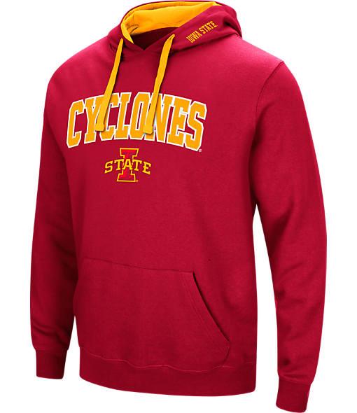 Men's Stadium Iowa State Cyclones College Arch Hoodie