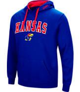 Men's Stadium Kansas Jayhawks College Arch Hoodie