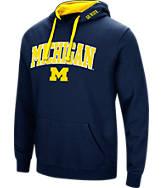Men's Stadium Michigan Wolverines College Arch Hoodie